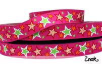 Band Stars - Cerise