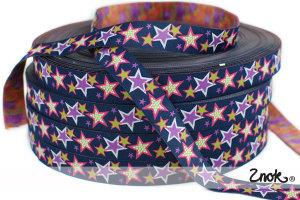 1 rulle Stars - Nattblå