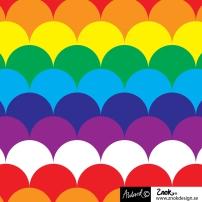 Rainbow Doris
